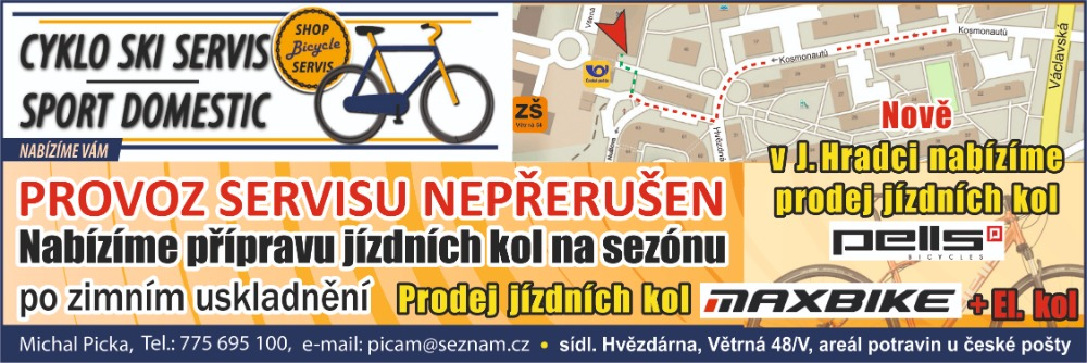 Michal Picka, Tel.: 775 695 100, e-mail: pickam@seznam.cz